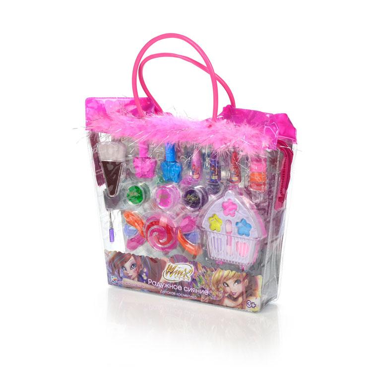 Набор детской декоративной косметики винкс купить senses avon