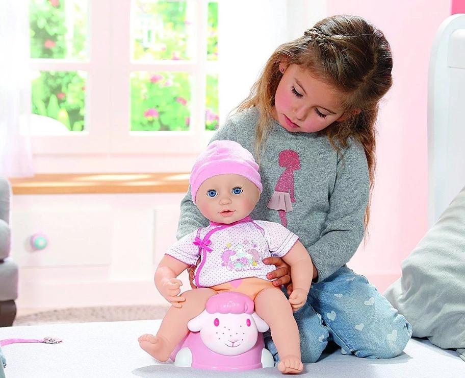 игрушечная кукла для девочек