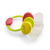 Прорезыватель Happy Baby Teether Keys, Red