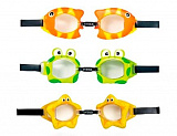 Очки для плавания Intex Fun Goggles, 3-8 лет