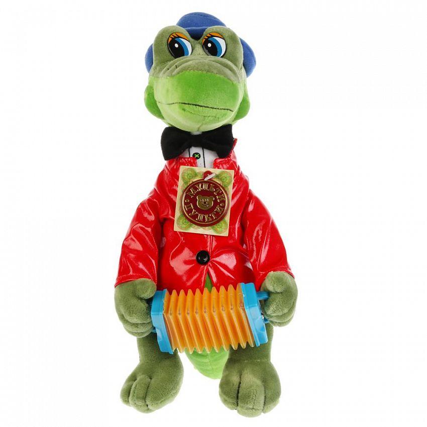 крокодил гена игрушки картинки карандашом