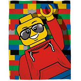 Плед Lego Classic Awesome