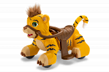 Электро тигр Kid Trax Rideamals Tiger Toddler