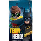 Плед Lego Bat Movie Hero Polar