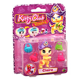 Игровой набор Dracco Kitty Club Shopping. Я люблю сумочки, в блистере