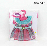 Платье для пупса Dolls Clothes