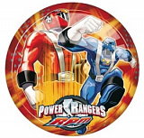 Мяч Mondo Power Rangers, 23 см, в ассорт.