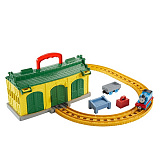 Игровой набор Mattel Thomas & Friends Депо Тидмута